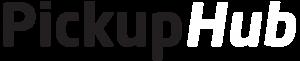 PickupHub Logo_Black-White